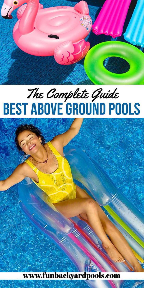 Best above ground pool guide