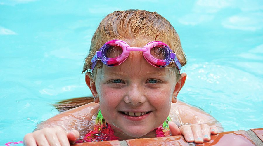 Best Swimming Pool Games for Kids