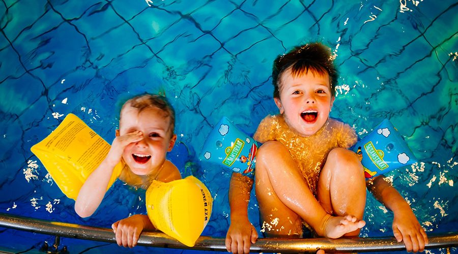 Swimming Pool Game Ideas