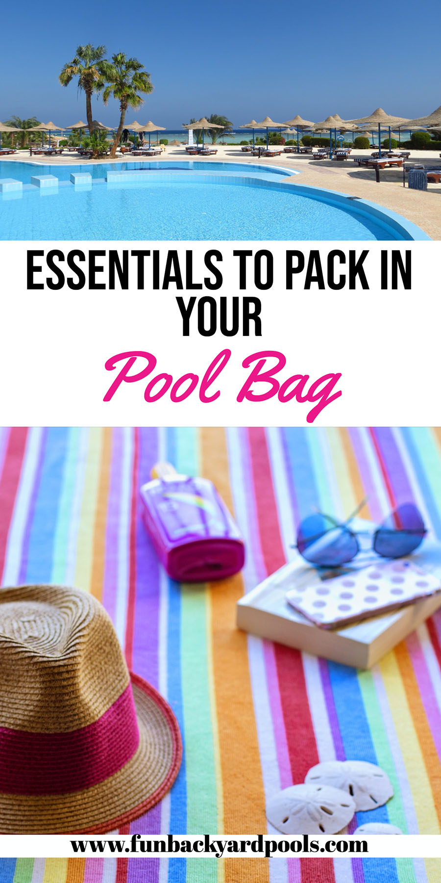 Swim Bag Essentials | Pool bag Packing Tips